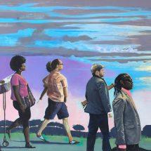 Ben Summers: Forward - 2015/17 (full painting)